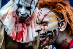 Look who's come for dinnner.. (Andy J Newman) Tags: scottkelby nikon london photowalk d500 meetup zombiewalk londonphotographic england unitedkingdom