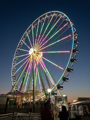 Capital Wheel at National Harbor