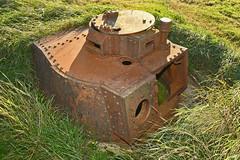 Pz. Kpfw. 38(t) Kampfwagentürm (Nils Mosberg) Tags: festunglista kampfwagentürm panzertürm atlantikwall antlanticwall panzer38t