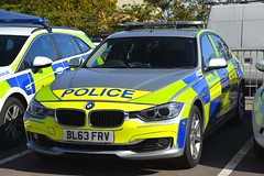 BL63 FRV (S11 AUN) Tags: leicestershire police bmw 330d 3series saloon anpr traffic car rpu roads policing unit 999 emergency vehicle bl63frv