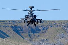 Chopper (singular) (Richie B.) Tags: british army agusta westland apache ah mk1 ais gill mallerstang cumbria