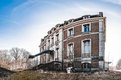 Urbex - Monte Cristo 021 (Panorama) (TM-Photography.be) Tags: urban exploration urbex belgium decay hotel monte cristo abandon panorama