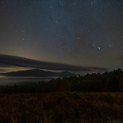 *** (Piotr Potepa) Tags: orion bieszczady mountains stars nightscape nightscapes nightsky poland