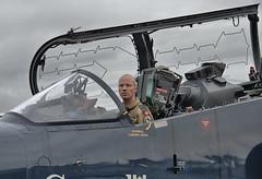 Canadian Pilot (Scott 97006) Tags: pilot plane cockpit flyer jet military