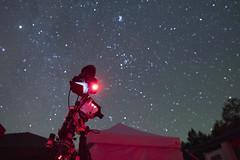 "Call Me The ""Star Adventurer"" (AstroBackyard) Tags: stargazing space stars night astronomy sky astrophotography pleiades star adventurer pro mount camera tracker skywatcher"