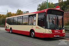 Halton Transport - 33 (anthonymurphy5) Tags: dennisdart df02ekc haltontransport33 spd113mmarshall road travel bus outside photography outdoor transport psv marshall dennis dart