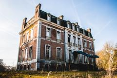 Urbex - Monte Cristo 011 (Panorama) (TM-Photography.be) Tags: urban exploration urbex belgium decay hotel monte cristo abandon panorama