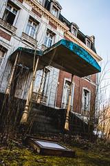 Urbex - Monte Cristo 010 (TM-Photography.be) Tags: urban exploration urbex belgium decay hotel monte cristo abandon panorama
