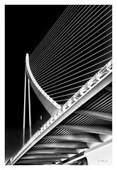 Pont de l´assut de l´Or (Vicent Granell) Tags: granellretratscanon mirada visió composició personal percepció bw bn cac