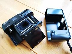 Contax T 35mm film rangefinder camera Carl Zeiss lens (10) (nefotografas) Tags: contaxt rangefinderfilmcamera 35mmfilm carlzeisslens sonnar38mm