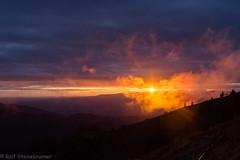 20190923-DSC_6795 (rolfsteinebrunner) Tags: sonne sonnenuntergang nikon d7200 wolken nebel schwarzwald belchen oberrheintal vogesen rhein