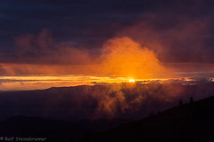 20190923-DSC_6801 (rolfsteinebrunner) Tags: sonne sonnenuntergang nikon d7200 wolken nebel schwarzwald belchen oberrheintal vogesen rhein
