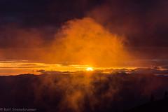 20190923-DSC_6799 (rolfsteinebrunner) Tags: sonne sonnenuntergang nikon d7200 wolken nebel schwarzwald belchen oberrheintal vogesen rhein