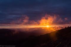 20190923-DSC_6791 (rolfsteinebrunner) Tags: sonne sonnenuntergang nikon d7200 wolken nebel schwarzwald belchen oberrheintal vogesen rhein