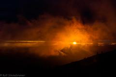 20190923-DSC_6780 (rolfsteinebrunner) Tags: sonne sonnenuntergang nikon d7200 wolken nebel schwarzwald belchen oberrheintal vogesen rhein