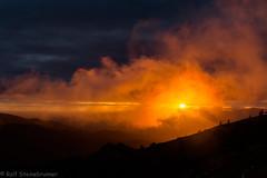 20190923-DSC_6779 (rolfsteinebrunner) Tags: sonne sonnenuntergang nikon d7200 wolken nebel schwarzwald belchen oberrheintal vogesen rhein