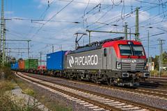 EU46-514 [193-514] [5 370 026-4] PKP Cargo Magdeburg 30.08.19 (Paul David Smith (Widnes Road)) Tags: eu46514 193514 5 370 0264 pkp cargo magdeburg 300819 53700264 193 siemens vectron