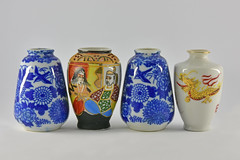 In a row (Susanne Weber) Tags: vase china reihe inarow macromondays macro makro