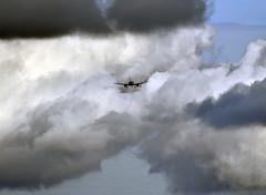 Stormy easyjet.. (mickb6265) Tags: whipsnadezoo whipsnade animals animalpreservation dunstable jet easyjet lutonairport clouds