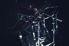 This is Carcosa 1 (HeiJoWa) Tags: thisiscarcosa corcosa hardcore metal heavy gig live music band saarland germany saarbrücken devilsplace dark düster herrnergal sony a6000 alpha6000 6000 neewer 35mmf17 35mm portrait lowlight nolight atmosphere atmosphäre mood moody