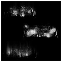 7 - Paris - Nuit Blanche et entours - Eglise Saint-Eustache, Intérieur - Evi Keller, Performance-Matière-Lumière, 2019 - Moments (melina1965) Tags: octobre october 2019 îledefrance paris panasonic lumix dmctz57 nuitblanche mosaïque mosaïques mosaic mosaics collages collage noiretblanc blackandwhite bw 1erarrondissement 75001 lumière light sculpture sculptures église églises church churches