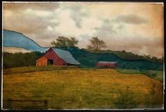 Changes.... (Sherrianne100) Tags: barn rural seasons fall autumn ozarks missouri hss
