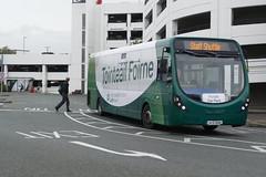 131 D 28391 Dublin Airport 05/10/19 (Csalem's Lot) Tags: dublinairport streetlite wrights 131d28391 shuttle dublin bus