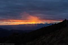 20190923-DSC_6807 (rolfsteinebrunner) Tags: sonne sonnenuntergang nikon d7200 wolken nebel schwarzwald belchen oberrheintal vogesen rhein