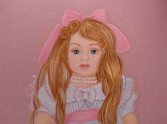Dolly (Dorothy Lee Art) Tags: coloredpencil coloredpencilmagazine art doll painting drawing dorothyleeart