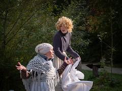 P1011511 (fritz polesny) Tags: frauholle orthaddonau panasonicg9 mother hulda märchen theater kinder children fairy tale schauspieler actors