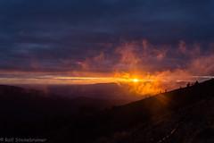 20190923-DSC_6793 (rolfsteinebrunner) Tags: sonne sonnenuntergang nikon d7200 wolken nebel schwarzwald belchen oberrheintal vogesen rhein