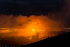 20190923-DSC_6775 (rolfsteinebrunner) Tags: sonne sonnenuntergang nikon d7200 wolken nebel schwarzwald belchen oberrheintal vogesen rhein