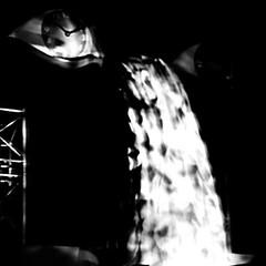 14 - Paris - Nuit Blanche et entours - Parade, Shana Moulton - Feed the soul (melina1965) Tags: octobre october 2019 îledefrance paris panasonic lumix dmctz57 nuitblanche noiretblanc blackandwhite bw 4earrondissement 75004 lumière light nuit night sculpture sculptures