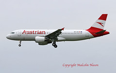 A320-214 OE-LZD AUSTRIAN AIRLINES (shanairpic) Tags: jetairliner passengerjet a320airbusa320 shannon austrianairlines oelzd
