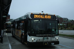 RIPTA 2013 Gillig BRT 40' #1333 operating on Route 24X (MTA3306) Tags: