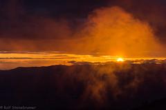20190923-DSC_6800 (rolfsteinebrunner) Tags: sonne sonnenuntergang nikon d7200 wolken nebel schwarzwald belchen oberrheintal vogesen rhein