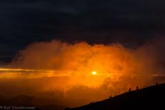 20190923-DSC_6773 (rolfsteinebrunner) Tags: sonne sonnenuntergang nikon d7200 wolken nebel schwarzwald belchen oberrheintal vogesen rhein