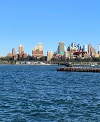incoming (Stylurus) Tags: new york nyc helipad manhattan