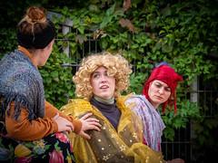 P1011523 (fritz polesny) Tags: frauholle orthaddonau panasonicg9 mother hulda märchen theater kinder children fairy tale schauspieler actors