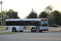 SRTA 2013 Gillig Advantage 35' #1306 on Route NB9 (MTA3306) Tags: