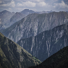 layers (*BegoñaCL) Tags: mountain pirineos nature sky pyrenees summer clouds begoñacl bg~ hike hiking trekking