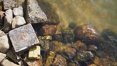 Waterkant (1elf12) Tags: hafen schleswig germany deutschland wasser water stein stone