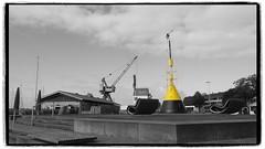 Hafen mit Boje (1elf12) Tags: hafen schleswig germany deutschland boje bouy bouyant harbour