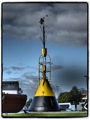 Boje (1elf12) Tags: hafen schleswig germany deutschland boje bouy bouyant harbour