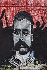 Revolutionary (Atelier Teee) Tags: terencefaircloth atelierteee mural streetart chicago illinois wickerpark
