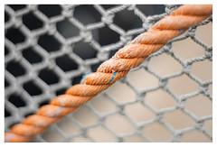 Diagonal rope (leo.roos) Tags: furieade 2019 maassluis ship boat rope orange oranj touw solaag diagon diagonrise 50 5014 planar5014zf planart1450 a7rii carlzeissplanar1450zf2 planar5014 nikonf fotodioxdlxstretchlensmountadapter fmount darosa leoroos