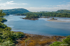 "Above ""The Silver Walk,"" a view of the superb, Loch Moidart, West Coast of Scotland. (Scotland by NJC.) Tags: coastline 海岸线 litoral côte küste linea costiera 海岸線 해안선 seashore coast shore seaboard seaside beach strand island isle islet archipelago atoll key جَزِيرَةٌ ilha 岛屿 otok ostrov ø eiland isla saari île insel νησί isola wyspa insulă остров trees foliage vegetation tre drzewo copac дерево lakes lochs reservoirs waters see λίμνη 湖 호수 innsjø jezioro lac озеро lochmoidart acharacle silverwalk westcoastofscotland scotland"
