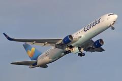Boeing 767-330(ER) - D-ABUI - HAJ - 06.10.2019 (3) (Matthias Schichta) Tags: haj eddv hannoverlangenhagen planespotting flugzeugbilder condor boeing b767300 dabui