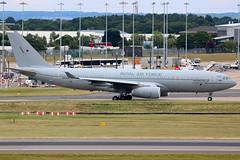 ZZ338   Airbus KC2 Voyager (A330-243MRTT)   RAF - Royal Air Force (cv880m) Tags: birmingham bhx elmdon aviation airliner aircraft airplane jetliner airport spotting planespotting military zz338 airbus a330 kc2 voyager 330243 mrtt multiroletankertransport raf royalairforce 332 330200 airforce gb uk