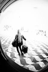 Just Arrived (k.jessen) Tags: brasil fisheye photowalk scottkelby aeroportodecongonhas worldwidephotowalk scottkelbys12thannualworldwidephotowalk brazil saopaulo sãopaulo congonhasairport
